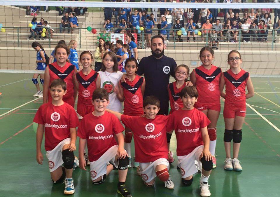 ¡Campeones de Tenerife en Benjamín!