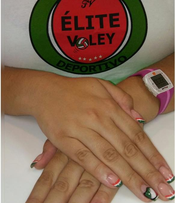 Innova Concept Nails Bar, con Élite Voley